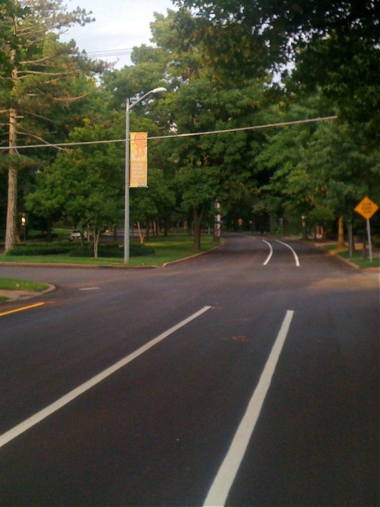 Wydown Bike Lane