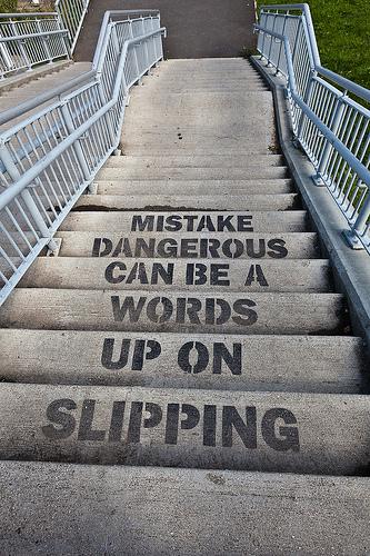 Mistake Dangerous