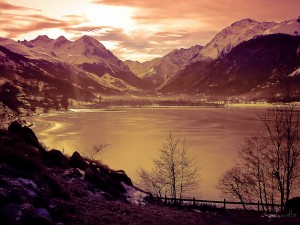 Loudenvielle Lake