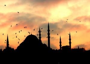 None holds them [aloft] except Ar-Rahman