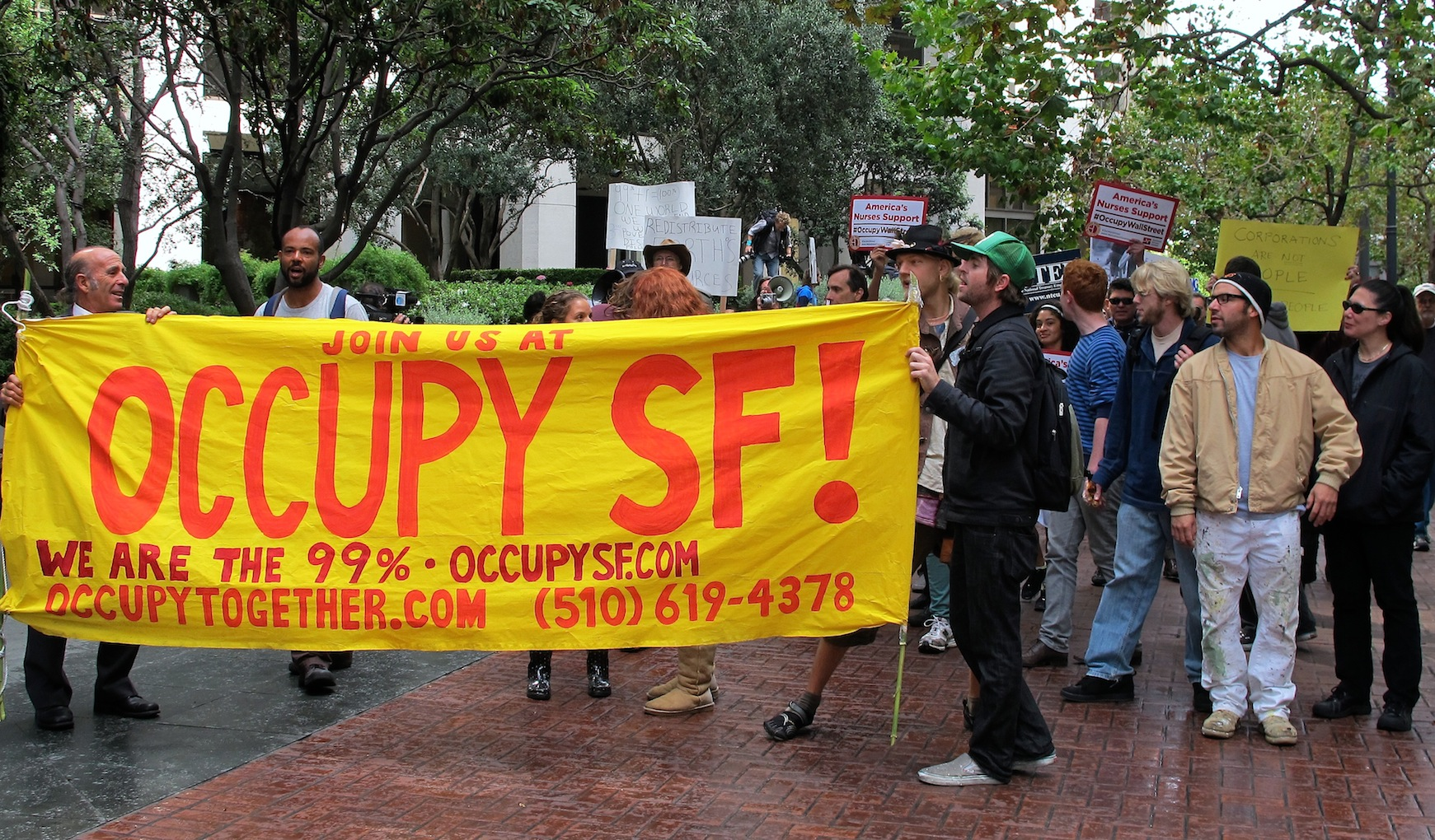 OccupySF
