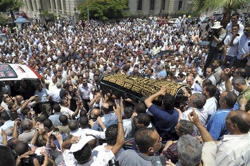 Mideast Egypt Germany Court Stabbing